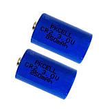 Батарея PKCELL CR2 5046LC CR15H270, 850мАч, фото 2