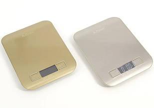 Весы кухонные электронные настольные A-PLUS до 5 кг для кухни