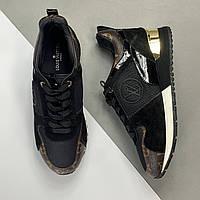Женские кроссовки Louis Vuitton Run Away (Луи Виттон Ран Эвей) арт. 105-01, фото 1