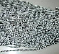 Канат декоративный серебро 5 мм