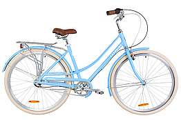 "Велосипед 28"" Dorozhnik SAPPHIRE планет. 2020 (альпийский голубой)"