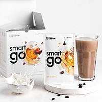 Сбалансированное питание похудения ED Smart GO Irish Cream коктейль Айриш крим с молоком 7 пакетов смарт гоу