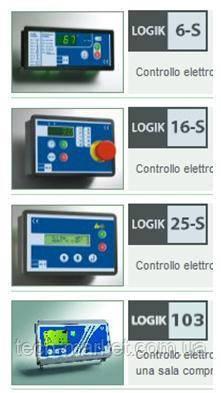 Контроллеры LOGIK