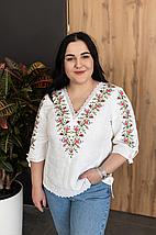 "Женская блуза вышиванка ""Яна"", фото 3"