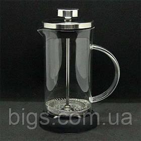 Френч-пресс Гласс 350 мл Заварочный чайник 321705-350