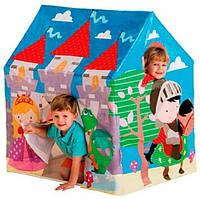Детский домик-палатка игровой Intex 45642 Замок