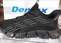 Кросівки чоловічі Demax сітка розміри 41-46