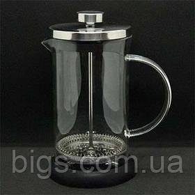 Френч-пресс Гласс 600 мл Заварочный чайник 321705-600