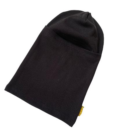 Балаклава детская цвет черный, фото 2