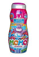 Детский гель для душа и шампунь Momo 2-в-1-  500 мл.,