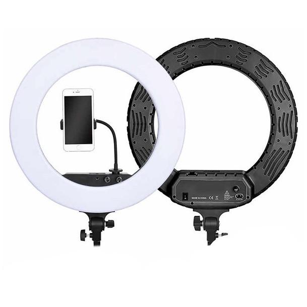 Кольцевая Led лампа RL-18 Soft Ring 45см