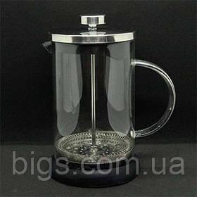 Френч-пресс Гласс 800 мл Заварочный чайник 321705-800