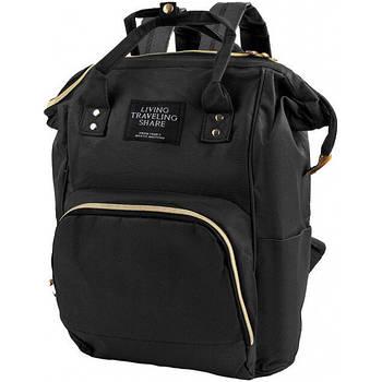 Рюкзак-кроватка для мам Living Traveling Share Черный