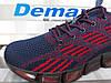 Кроссовки мужские Demax сетка размеры 41-46, фото 3