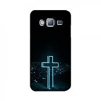 Чохол з принтом (Християнські) для Samsung J3, J300, J300H (AlphaPrint)
