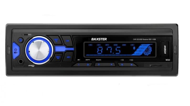Медиа-ресивер BAXSTER BSF-143 Blue (Р29892)