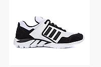 Чоловічі шкіряні кросівки Adidas Terrex white білі, фото 1