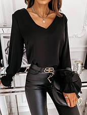 Блузка с кружевом, фото 2