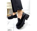 Туфлі на тракторній підошві, фото 4