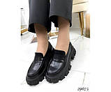 Туфлі на тракторній підошві, фото 6