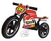 """Беговел 12"""" Kiddi Moto Heroes деревянный, с автографом Cal Crutchlow"""
