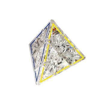 Головоломка Mefferts Crystal Pyraminx Піраміда Мефферст