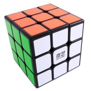 QiYi Qihang 68 mm 3x3 | Кубик 3х3 чорний