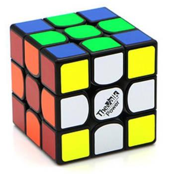 Кубик Valk Power 3х3 чорний