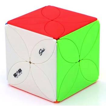 QiYi Головоломка кубик Clover без наліпок