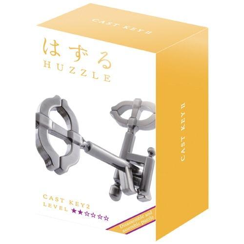 2* Huzzle Cast Key II Головоломка Ключи 2