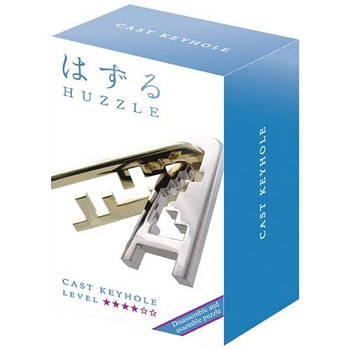 4* Huzzle Cast Keyhole Головоломка Замок