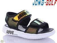 Босоножки красивые для девочек 20081 ТМ Jong Golf Размеры 26- 31 Новинки 2021