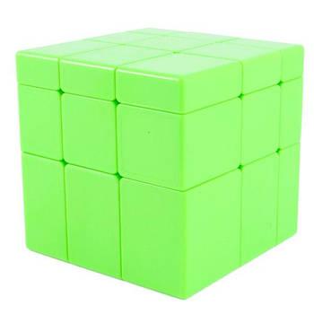 Дзеркальний Кубик Mirror зелений