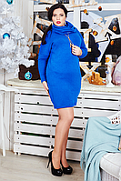 Молодёжное платье-туника  230-7
