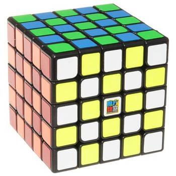 Кубик MoFangJiaoShi MF5s 5х5 чорний