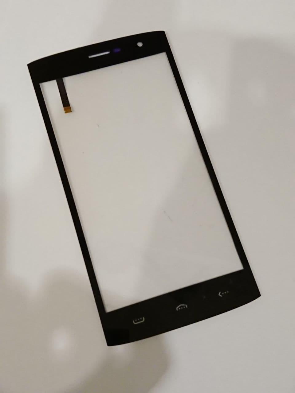 Тачскрін Homtom HT7 / Ergo A550 Maxx Black original б.у.