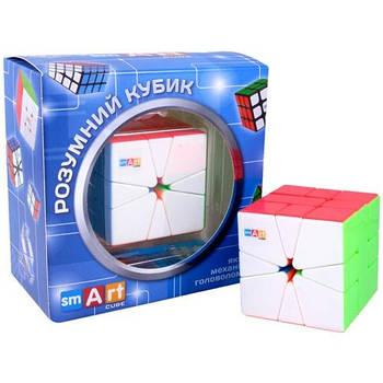 """Головоломка Розумний Кубик """"Скваер-1"""" кольоровий пластик"""