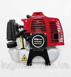 Двигатель бензокоса Китай (универсальный) (52cc)