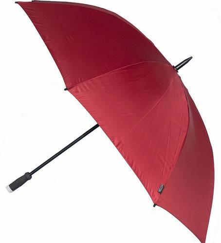 Зонт-трость, механический EuroSCHIRM Birdiepal Compact W204-BBU/SU13349 бордовый