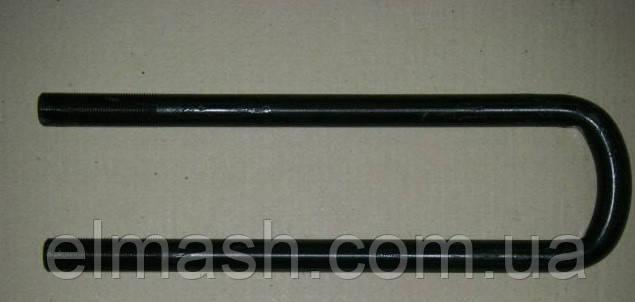 Стремянка рессоры задней КАМАЗ М27х2,0 (без гайки,L=420) 10 тн. <ДК>