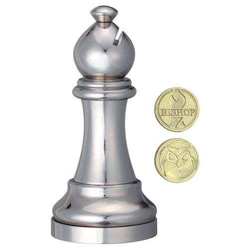 Головоломка Cast Chess Шаховий Слон (Офіцер)
