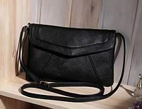 """Женская сумочка клатч """" Винтаж"""" Черный"""