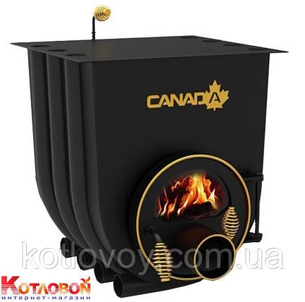 Піч-булерьян з варильної поверхнею Канада (Canada), фото 2