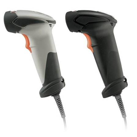 Ручной сканер штрих-кодов ZEBEX Z-3191 LE (со стендом), фото 2