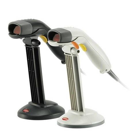 Ручний сканер штрих-коду ZEBEX Z-3151 HS (зі стендом), фото 2