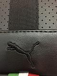 Сумка мужская через плечо черная барсетка 096В, фото 6