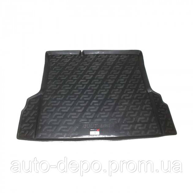 Коврик багажника Шевроле Кобальт Chevrolet Cobalt II 12- седан L.Locker