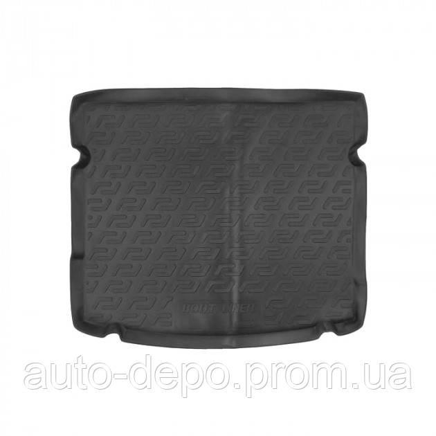 Килимок багажника для Шевроле Круз Chevrolet Cruze II 08-14 хетчбек L. Locker