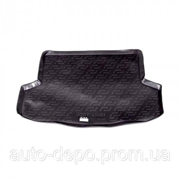 Коврик багажника для Шевроле Авео Chevrolet Aveo (T250) 05-11 седан L.Locker