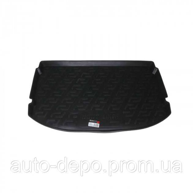 Коврик багажника для Шевроле Авео Chevrolet Aveo (T300) 11- хэтчбек L.Locker
